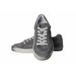 Richter szürke, antikolt talpú kényelmes, fűzős cipő