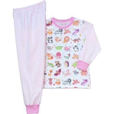 Pampress rózsaszín Minnie Mouse pizsama - Levendula gyerekcipő 3b35d5d660