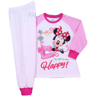 Pampress rózsaszín Minnie Mouse pizsama ff5255b6f7