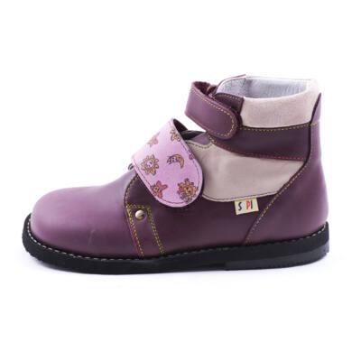 Átmeneti cipők - Levendula gyerekcipő 9f95663762