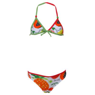 Gyümölcsös, masnis Boboli lányka bikini (116)