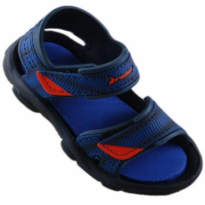 Kék-narancs, kisfiú, Rider gumi szandál (21)