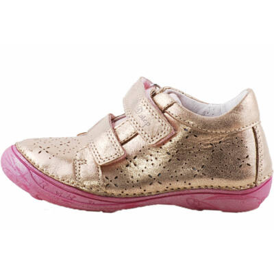 Arany virágos, dd step cipő