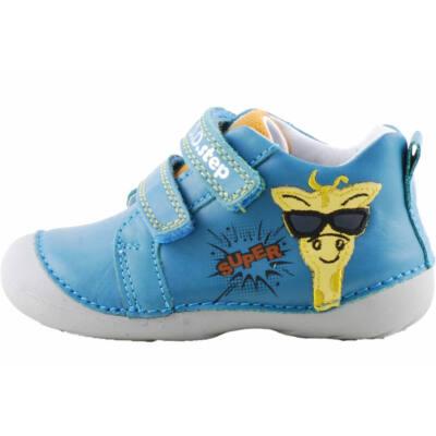 Kék, zsiráfos, napszemüveges, dd step cipő