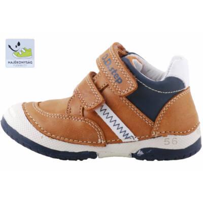 Barna-kék, dd step cipő