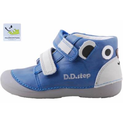 Kék-szürke, macis, dd step cipő