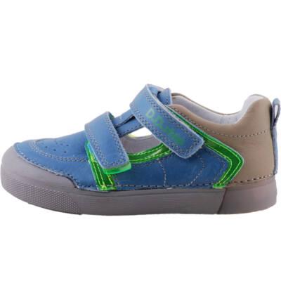 Kék, neon, dd step fiú szandálcipő