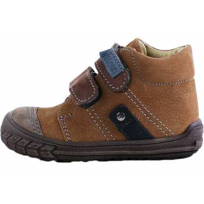 Barna-szürke Falcon cipő - Levendula gyerekcipő 99940cace6