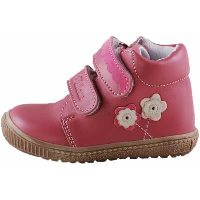 Rózsaszín, csillogó virágos, Falcon cipő