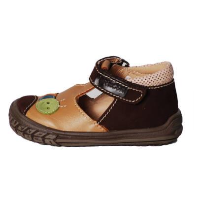 Falcon barna kukacos szandálcipő