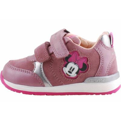 Mályva, Minnie-s, lélegző talpú, Geox cipő