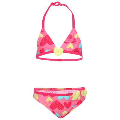 41b8573e82 Rózsaszín, színes, szívecskés Losan bikini (122) - Levendula ...