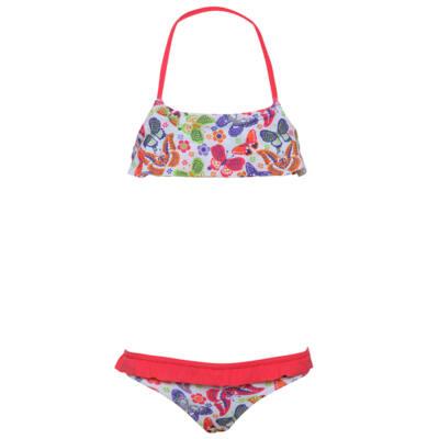 4ff6832055 Pillangós, 2 részes, Losan kislány fürdőruha (104) - Levendula ...