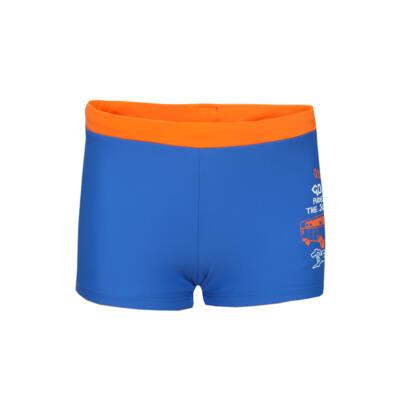 Losan kék-narancs, autós fiú boxer fürdőnadrág  (92)