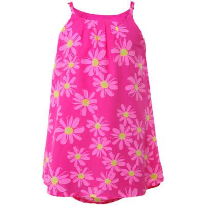 Losan pink margarétás nyári ruha (116) - Levendula gyerekcipő 99ee28ec30