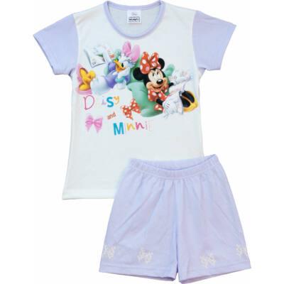 Pampress lila Minnie egeres nyári pizsama - Levendula gyerekcipő 80c50110ff