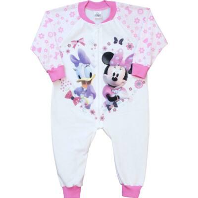 Pampress Minnie és Daisy kezeslábas pizsama - Levendula gyerekcipő a6b83848d1