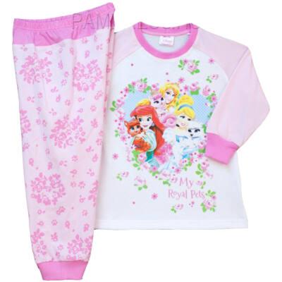 Pampress hercegnős-rózsás pizsama - Levendula gyerekcipő 1edf423c58