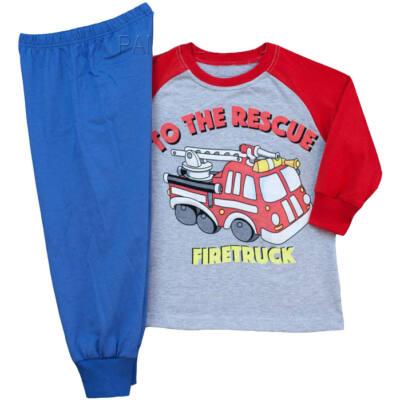 Pampress tűzoltós pizsama