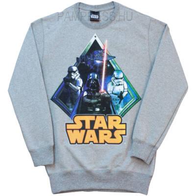 Pampress szürke Star Wars pulóver