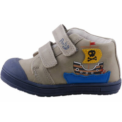 Szürke, kishajós, Ponte 20 supinált cipő