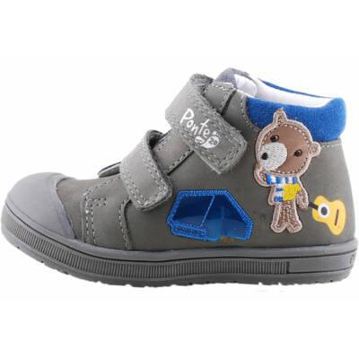 Szürke-kék, macis, Ponte 20 supinált cipő