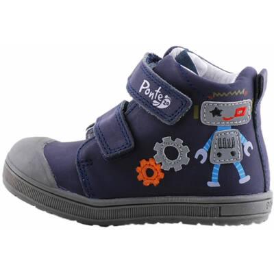 Kék, robotos, nagy gumi orrú, Ponte 20 supinált cipő