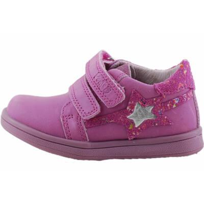 Lila, ezüst csillagos, Ponte 20 supinált cipő
