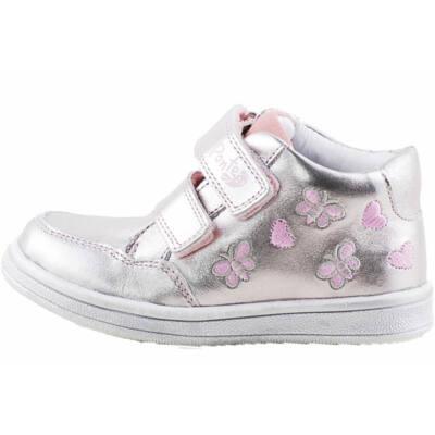 Ezüst, rózsaszín méhecskés, Ponte 20 supinált cipő