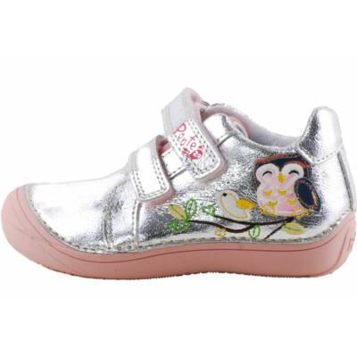 Ezüst, baglyos, Ponte 20 supinált cipő