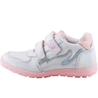 Ezüst, rózsaszín talpú, Ponte 20 supinált gyerekcipő