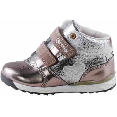 Bronz, szívecskés, Primigi cipő