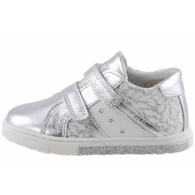Ezüst, csillagos, lányka, Primigi cipő
