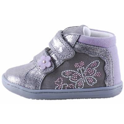 Szürke-lila flitteres, Primigi cipő