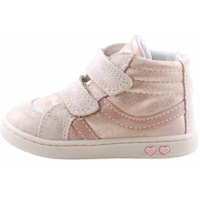 Rózsaszín csillogós, puha talpú Primigi cipő