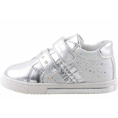Fehér-ezüst flitteres, Primigi cipő