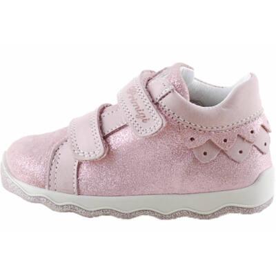 Rózsaszín, csillámos, kislány, Primigi cipő