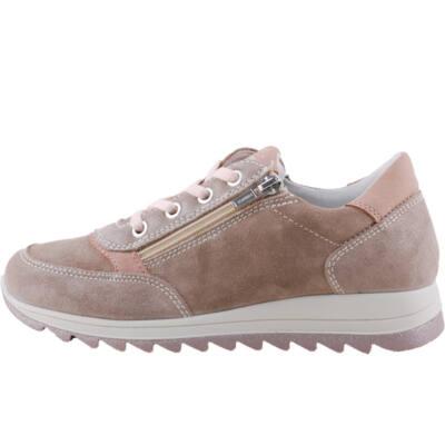 Krém-rózsaszín, fűzős-cipzáras, Primigi cipő