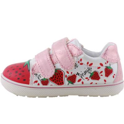 Krém-rózsaszín, epres, Primigi cipő