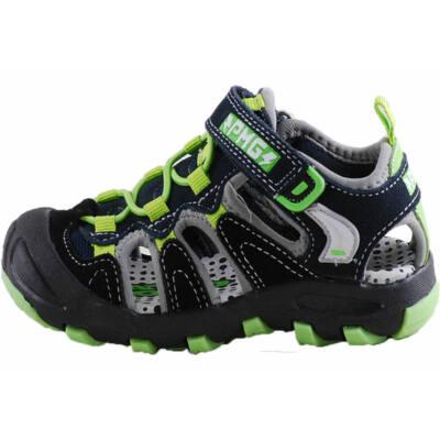 Fekete-neon Primigi szandálcipő