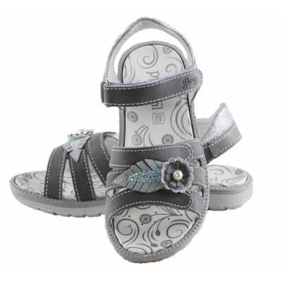 Szürke, ezüst flitteres, Primigi szandál