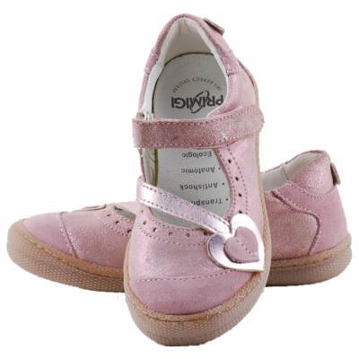 Csillogó rózsaszín, Primigi, pántos balerina