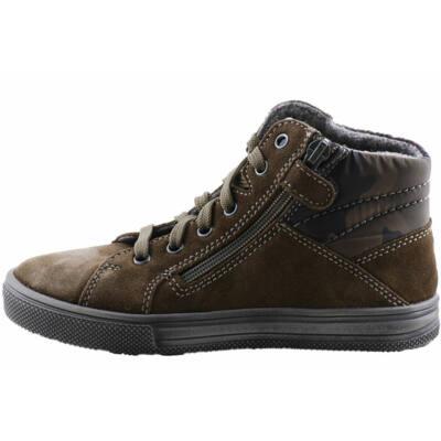 Keki, termo béléses, cipzáras, fűzős, Richter cipő