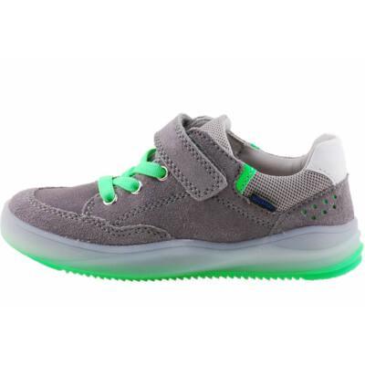 Szürke-neon gumifűzős, Richter cipő