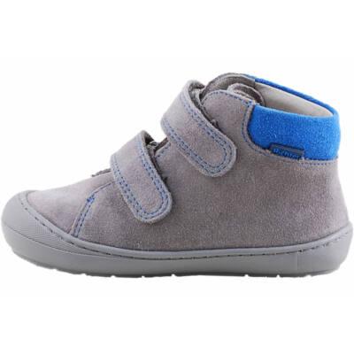Szürke-kék, extra hajlékony talpú, Richter cipő
