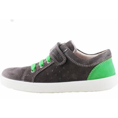 Szürke-zöld, gumi fűzős, tépőzáras Superfit cipő