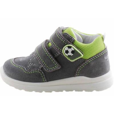 Szürke-zöld focilabdás, Superfit cipő