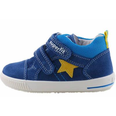 Kék, sárga csillagos, Superfit cipő
