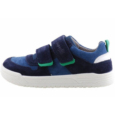 Sötétkék-zöld, fiú, Superfit cipő