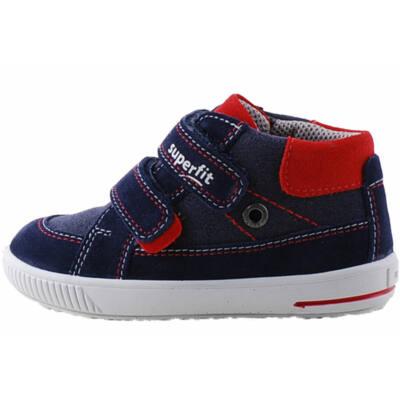 Sötétkék, piros, Superfit cipő